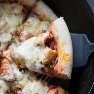 Dutch Oven Pizza Dough Recipe