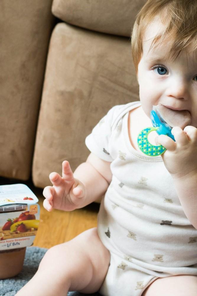 Easy Breastmilk Popsicles Perfect For Teething Babies