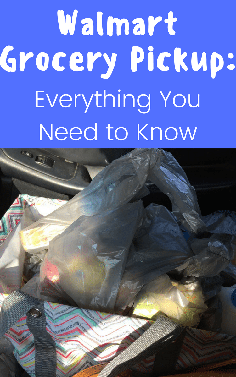 Walmart Grocery Pickup: Everything You Need to know #walmart #grocery #grocerypickup #savemoney #groceries via @clarkscondensed
