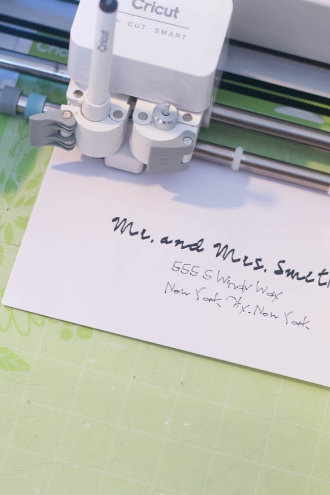How to Write with Cricut Explore Air
