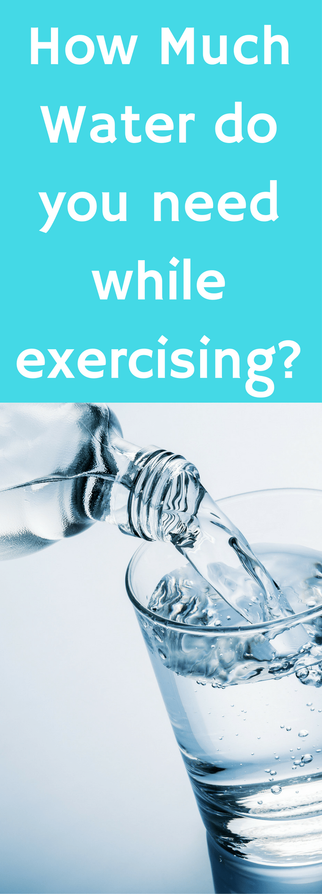 Water / Exercising / Exercise / Healthy Living / Exercise Tips via @clarkscondensed