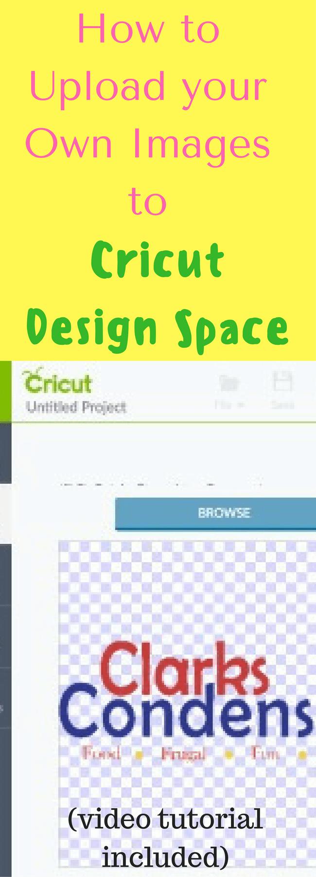 Cricut / Cricut Explore Air / Cricut Tutorial / Cricut Design Space / Cricut Tutorials / Cricut Projects / Cricut How-tos / How to Use Cricut Machine via @clarkscondensed