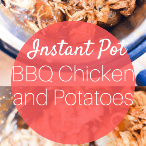 Instant Pot Chicken / Instant Pot BBQ Chicken / Chicken Instant Pot Recipes / Instant Pot Recipes / Easy Instant Pot / Easy Chicken Recipes / Chicken Dinner / Dinner Recipes / Dinner