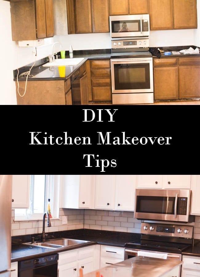 DIY Kitchen Remodel Ideas