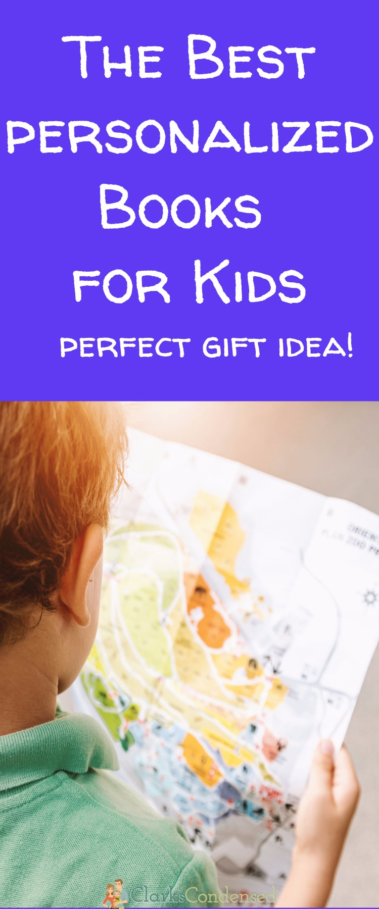 The best personalized books for kids / christmas / gift ideas