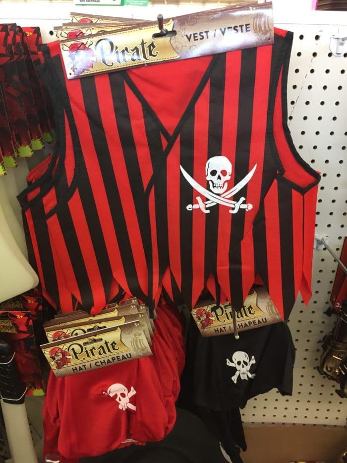 diy pirates costume