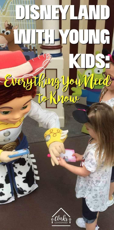 Disneyland with small kids / disneyland tips / disney tips / disney tips with kids via @clarkscondensed