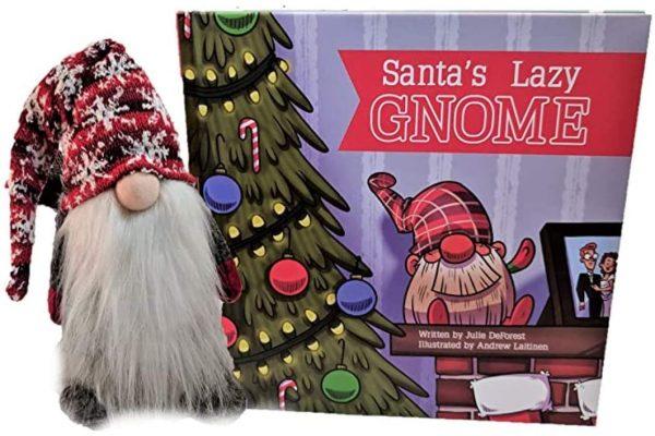 santa's lazy gnome