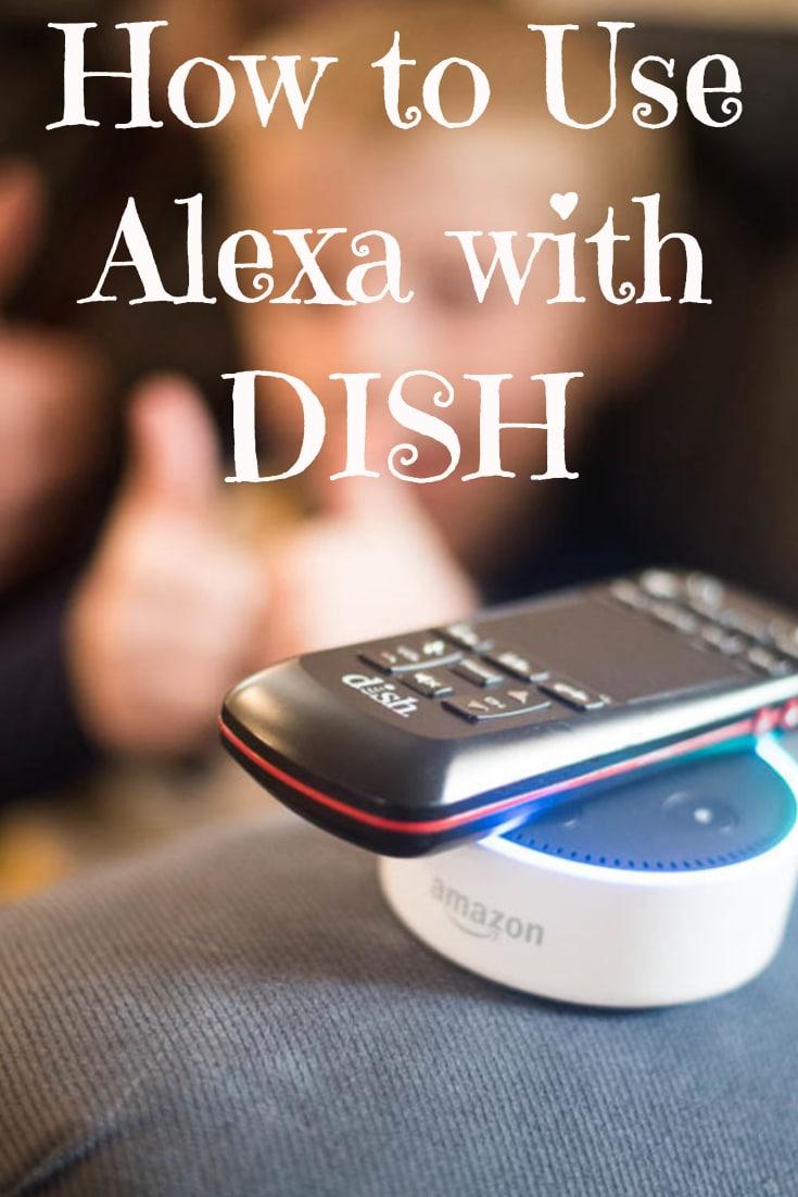 Alexa Skills / Amazon Echo / Technology / Tech Products / Alexa / DISH #alexa #amazonecho #amazondot via @clarkscondensed