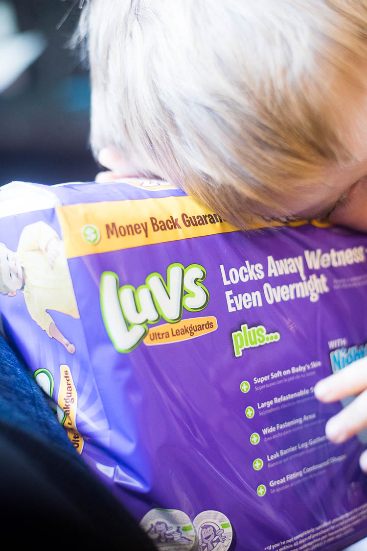 save money on diapers