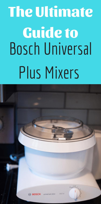 Bosch Universal Plus Mixer / BOsch Mixer / Baking / Bread Making / Cookies #Bosch #Breast #breadbaking via @clarkscondensed