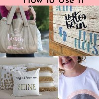 How to Use Cricut Patterned Iron-On (and 20+ Fun Project Ideas)