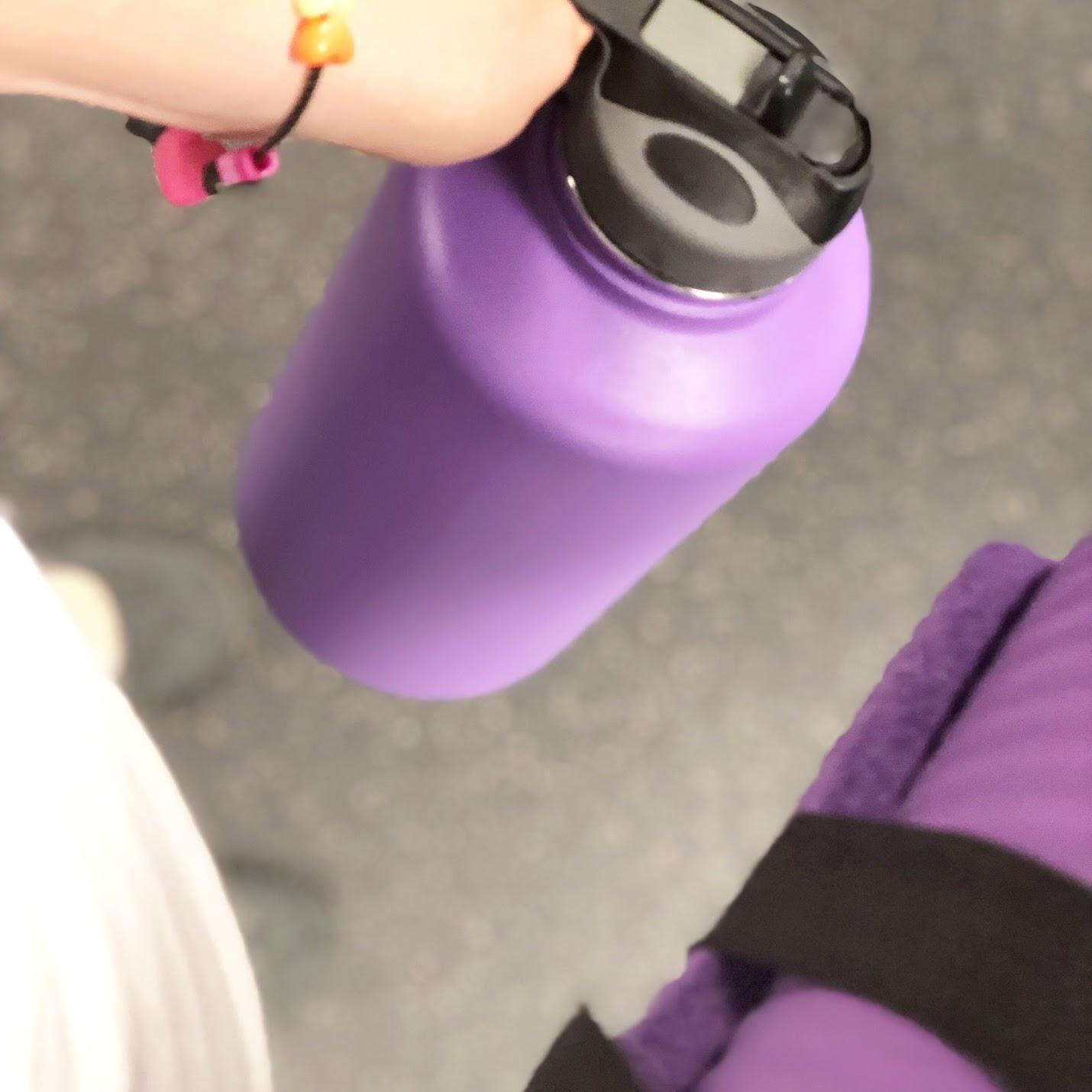 water bottle simple modern