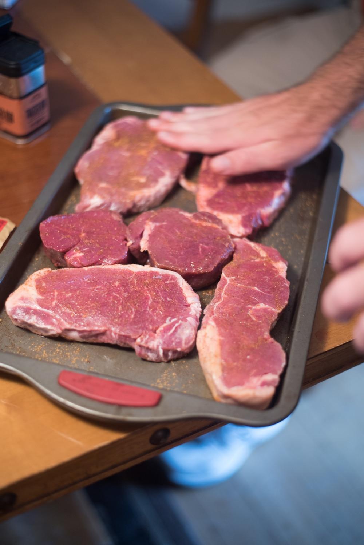 ButcherBox Steaks