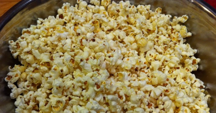 Recipe: Dutch Oven Popcorn