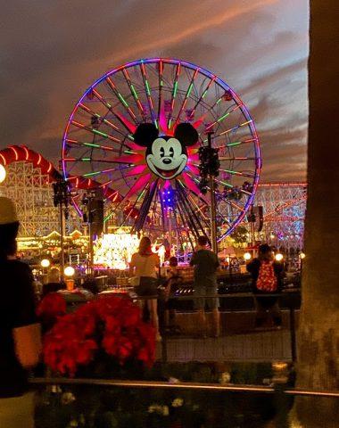 Mickey Mouse Giant Wheel