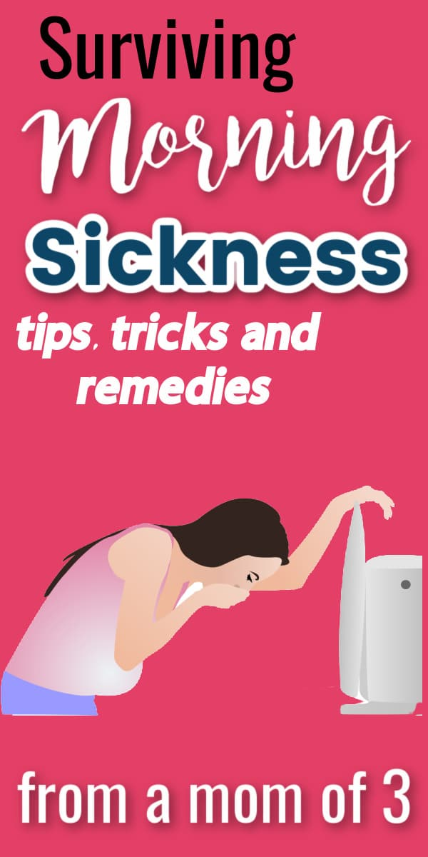 Looking for morning sickness remedies that actually work? Just hoping to find some relief for your pregnancy? Whether you are sick for just the first trimester or the entire pregnancy, this post has everything you need to know about surviving morning sickness. via @clarkscondensed