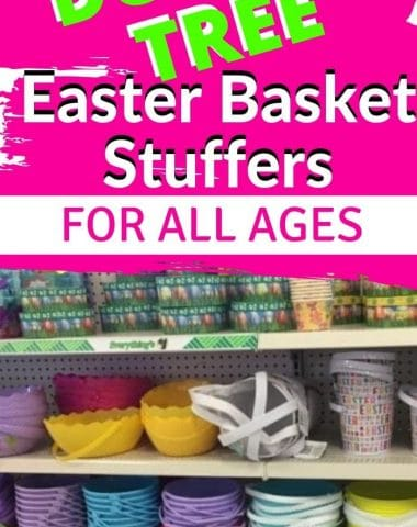 Easter baskets and stuffers