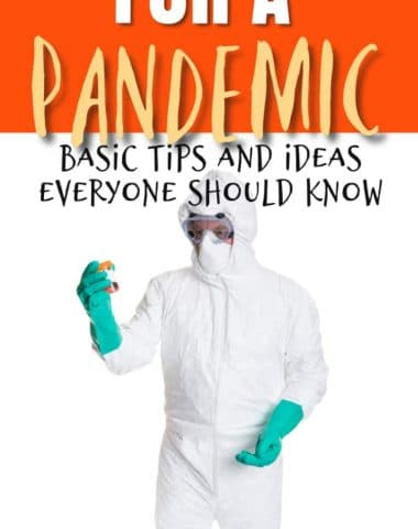 Basic tips and ideas for pandemic banner