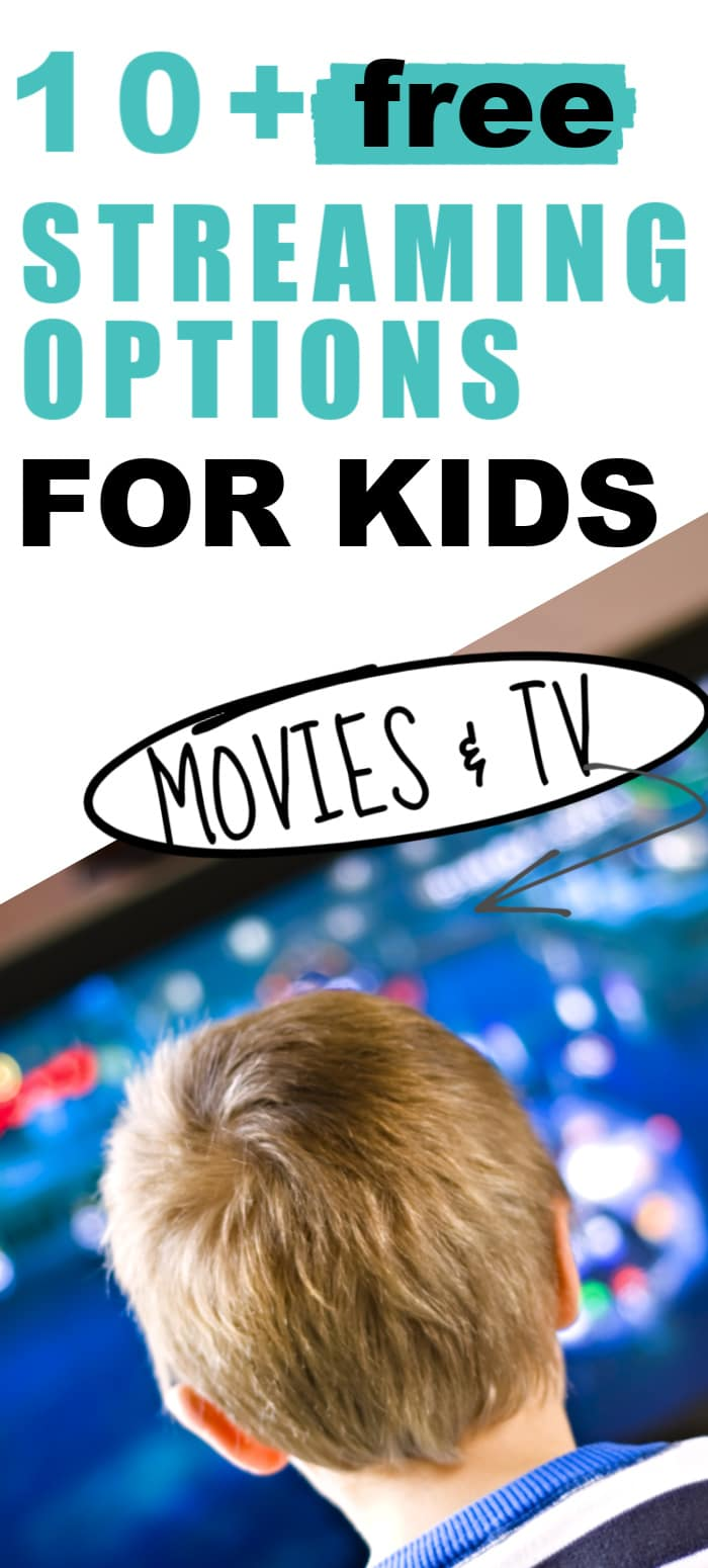 10+ Free Streaming for Kid's Shows and Movies via @clarkscondensed