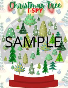christmas tree i-spy