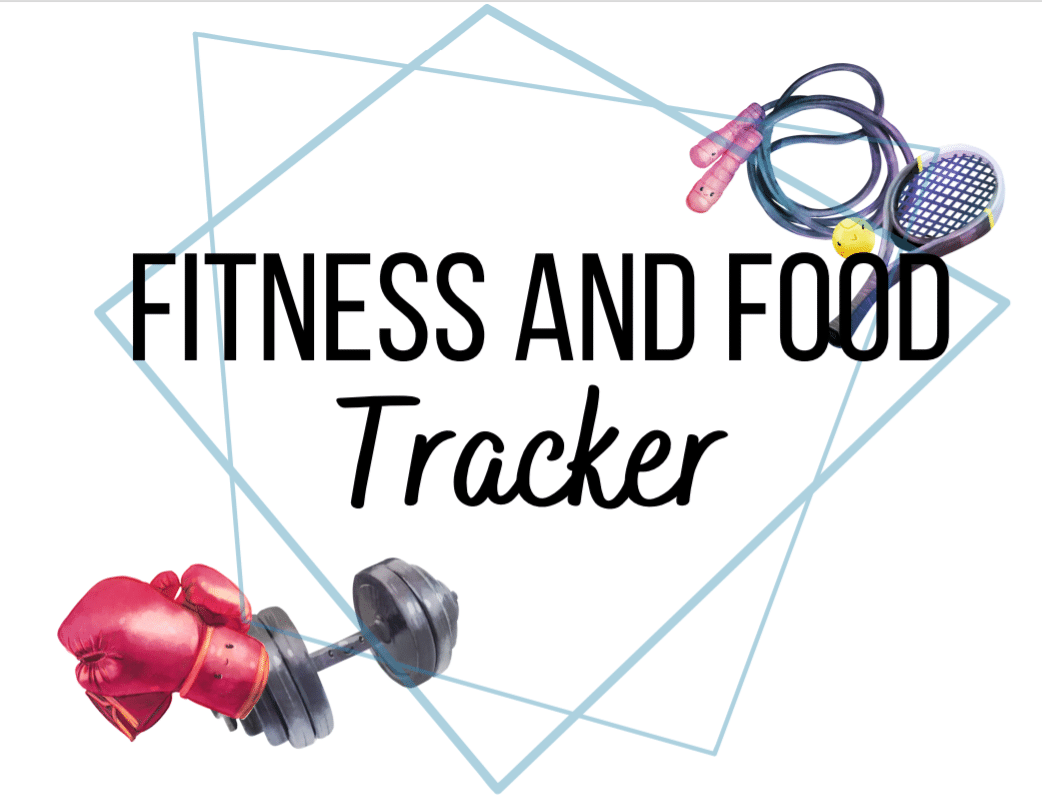 """<span itemprop=""""name"""">Fitness and Food Tracker</span> via @clarkscondensed"""