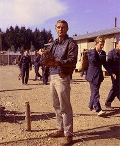 the great escape Steve McQueen