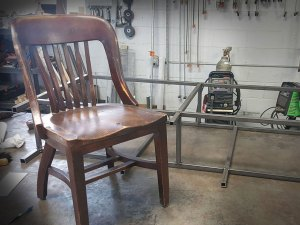 marble and shattuck chairs
