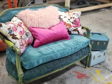 Upholstery Techniques