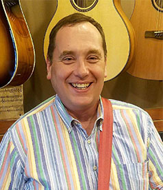 Al Murr - Guitar, Bass and Ukelele Instructor at Clark's Music Center