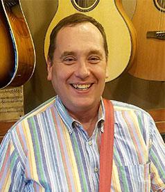 Al Murr - Guitar, Bass and Ukelele Instructor at Clark's Music Center
