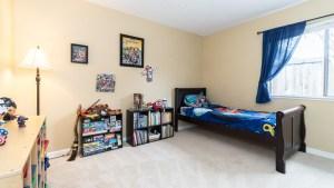20-Second Bedroom