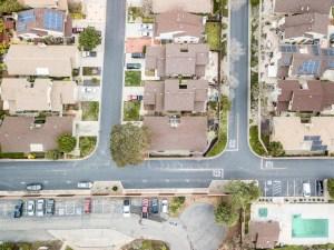 38-Overhead Neighborhood