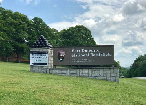Fort Donelson National Park