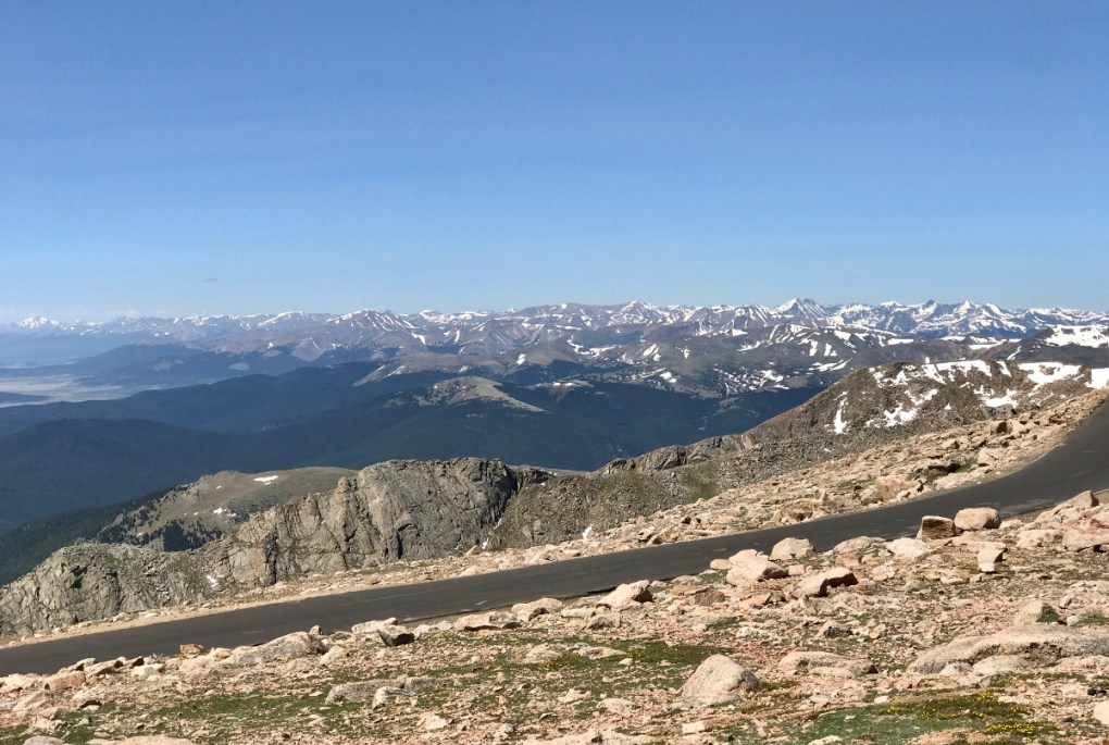 Mount Evans Colorado