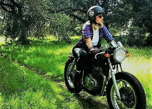 Motorcycle Spring