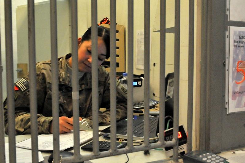Fort Campbells 101st Sustainment Brigade Ensures Combat Cash Flow Clarksville Tn Online