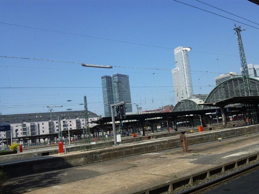 Frankfurt (Main) Hauptbahnhof 16.04.2010, 16:15