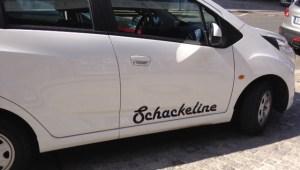 Schackeline