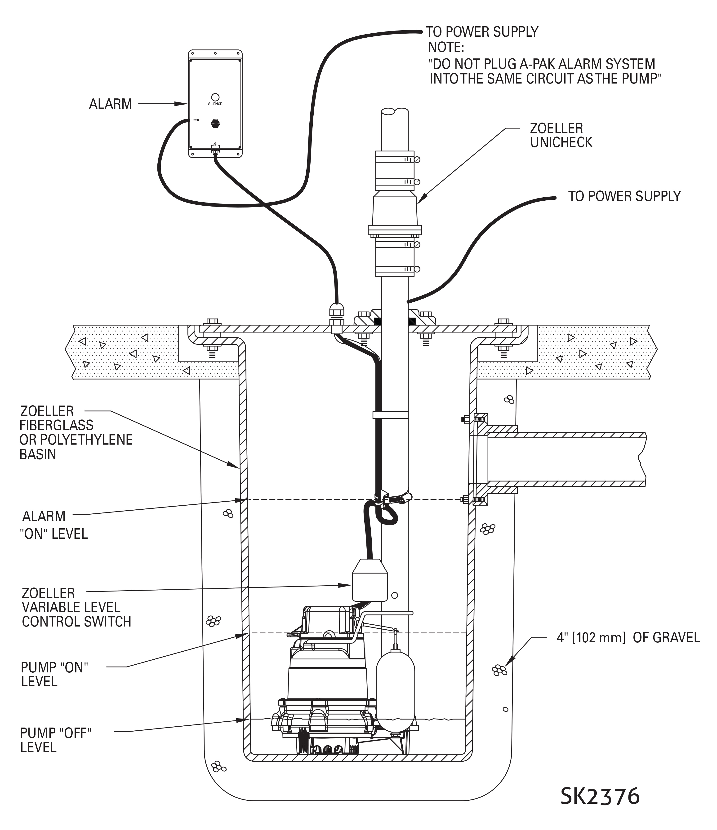Wiring Well Pump To Generator