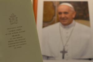 VATICAN-POPE-ENCYCLICAL-LUMEN FIDEI