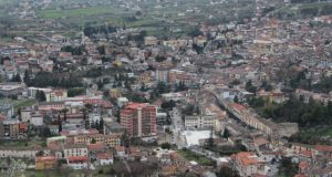 tg itinerante a Piedimonte-Matese_