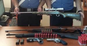 armi illegali_castel di sasso