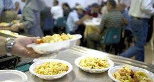 caritas poveri mensa