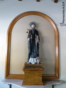sant'antonio abate a Piedimonte Matese