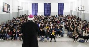 valentino di cerbo vescovo al liceo galilei