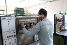 Il laboratorio di impianti elettrici