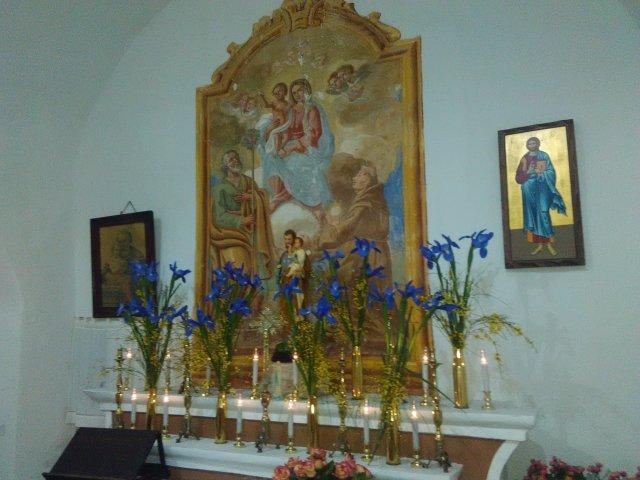 cappella san pasquale piedimonte matese