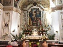 altare reposizione Basilica-Concattedrale---Caiazzo-(foto-di-D.Antonio-Di-Lorenzo)