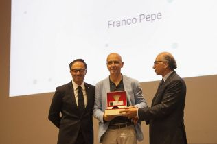 franco pepe pizza premio carriera